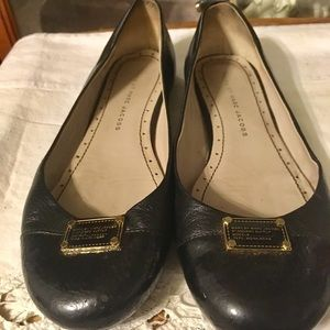 Marc By Marc Jacobs Leather Ballet Flats Size 36